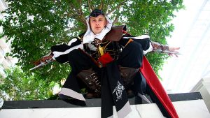 Assassin's Creed 2 cosplay---photograph by Lionboo by Mcosplay
