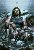 Sideshow Collectibles: Snake Plissken by FabianMonk