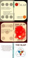 Book Cover Designs (Draft) for The SLAP by momo-pie