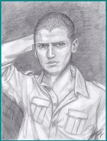Wentworth Miller by Leeuwtje