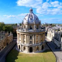 The Radcliffe Camera by s-kmp