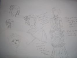 LoliTa hair and costume design by woostersauce