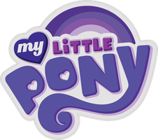 MLP:CCG My Little Pony Collectible Card Game Logo by KryptonPony
