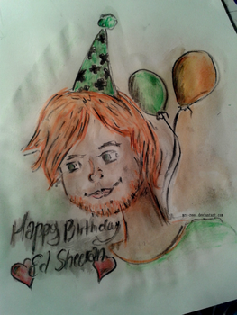 Happy B-day Ed by Mrs-Reed
