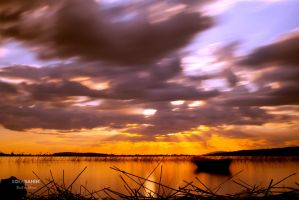 Sunset - Long Exposure by stow