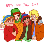 SP - New Year 2014 by Kayotics