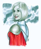Power Girl by BigChrisGallery
