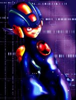 DS Rockman by ryoneko