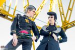 Diamond is Unbreakable 02 by drkitsune