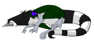 Too Much Christmas Food by RadioactiveBirds
