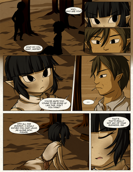 Stray Siren: Ch7 Pg1 by Icy-Snowflakes