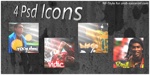 NF-Style PSD icons Pack by NF-Style