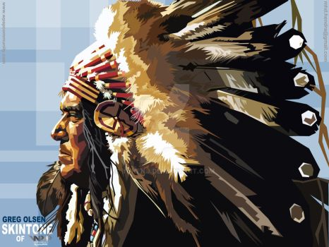 APACHE IN SKINTONE OF WPAP by YUHEND