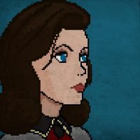 Burial at Sea Elizabeth by The-Other-User