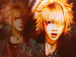 the GazettE Ruki by moco-mocochang