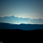 Blue Mountains by DREAMCA7CHER
