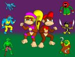 Diddy's kong quest by streetgals9000