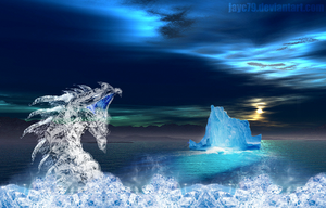 the guardian of north pole by JayC79