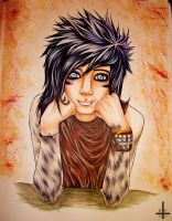 .:Andy Biersack:. by Kagoe