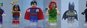 Upcoming Lego Super Heroes DC by ict1099