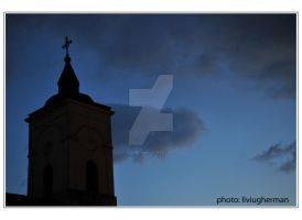 007pu_tower of church by liviugherman