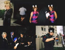 Anime Los Angeles by BombChic