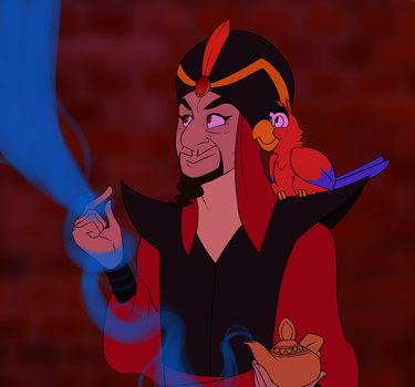 The Part Of Aladdin by MaraquanWocky