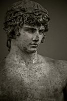 The collection I - Antinous... by Hermetic-Wings