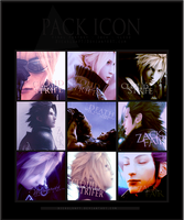 Final Fantasy - PackIcons by BickslowFT