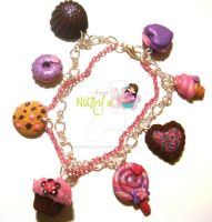 Pink Lilac n Chocolate by colourful-blossom