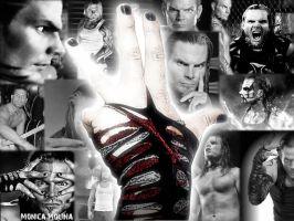 Jeff Hardy Will Never Die by Noctelux