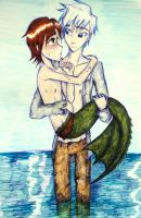 here it is,the fish of my dreams! by UkeHicForEva