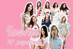 Yoona Papercuts by angeline382