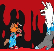 Chucky Wolf by wolfmad123