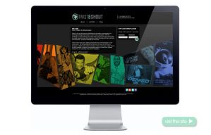 Twist and Shout - Website by spud1077