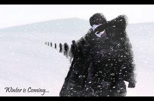 Winter is Coming by Whezzan