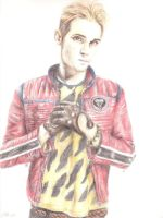 Mikey Way by desertghoul