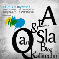 Aspects of my world by sla