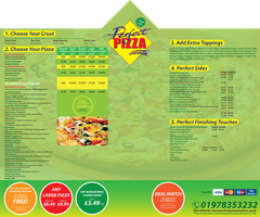 Perfect Pizza Menu 1 Inside and Front by GHussain