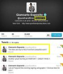 Giancarlo Esposito Twitter Shout Out by Doctor-Pencil