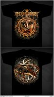 Necrophagist T-shirt 2 by xaay