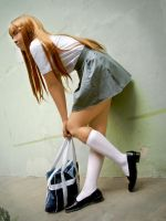 Inoue Orihime by oruntia