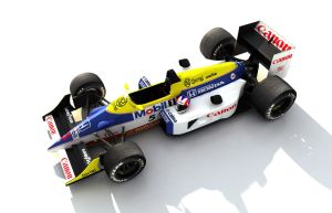 williams Fw11 Mansell b by TheUncle