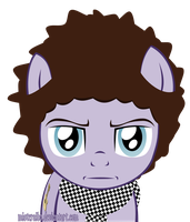 Bob Dylan is a pony now by MisterAibo