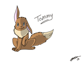 Tommy  by XxPuppyProductionsxX