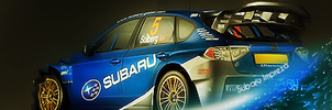 Subaru Impreza sig by filek2009