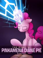 The Diary of Pinkamena Diane Pie Cover by Conicer