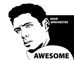 Dean Winchester by Mad42Sam