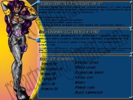 Character Edit Screen by jekylnhyde