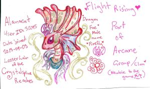 Flight Rising arts by Kittychan2005
